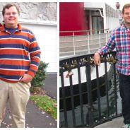 """Cet homme a perdu 45 kilos en un an. Son secret ? """"Un truc vraiment bête"""" !"""