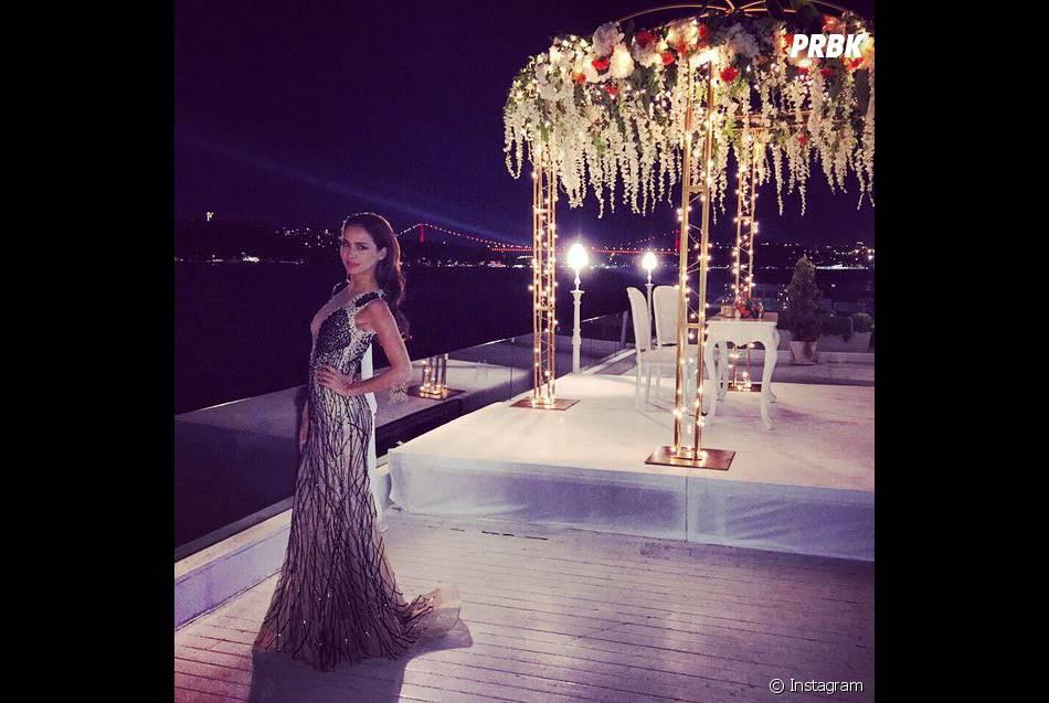 Leila Ben Khalifa sexy sur Instagram, le 4 juillet 2015