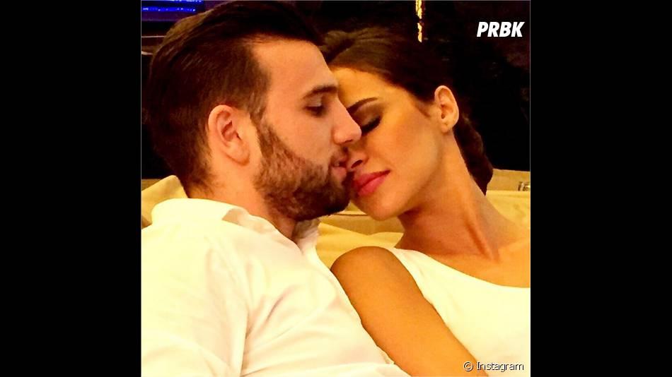 Leila Ben Khalifa et Aymeric Bonnery toujours amoureux après 9 mois