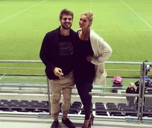 Tatiana Golovin et Hugo Bonneval en couple depuis l'automne 2013