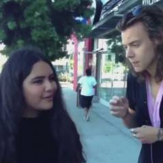 Harry Styles recadré par une fan en plein selfie : la vidéo insolite qui énerve les Directioners