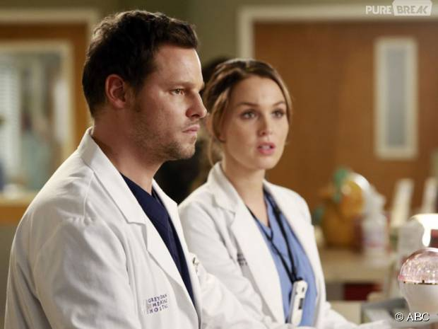 Grey's Anatomy saison 12 : Jo et Alex en danger ?