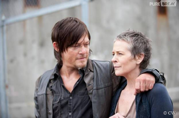 The Walking Dead saison 6 : quel avenir pour Daryl et Carol ?