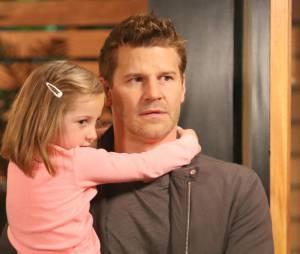 Bones saison 10 : David Boreanaz et Sunnie Pelant