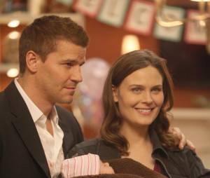 Bones : Booth, Brennan et Christine dans la saison 7