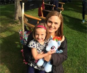Bones saison 10 : Brennan et Christine posent sur Instagram
