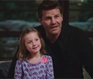 Bones saison 10 : Booth et Christine