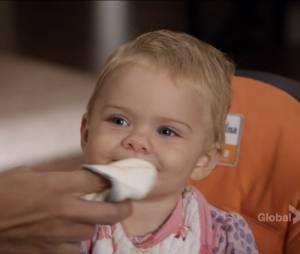 Bones : les jumelles Ali et Susanne Hartman ont joué Christine jusqu'à la saison 9