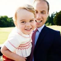 Prince George : une nouvelle photo adorable dévoilée pour ses 2 ans