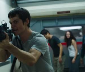 Le Labyrinthe 2 : Dylan O'Brien badass dans la bande-annonce