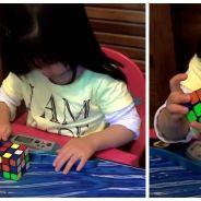 Cette petite fille de 2 ans est plus intelligente que vous : la preuve !