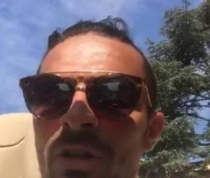 Julien (Les Marseillais) adresse un message à Parisa sur Snapchat