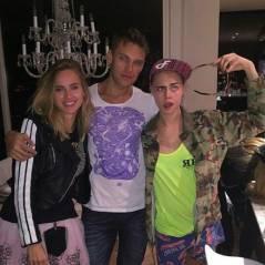 Cara Delevingne : folle soirée d'anniversaire avec sa petite-amie St. Vincent et Suki Waterhouse