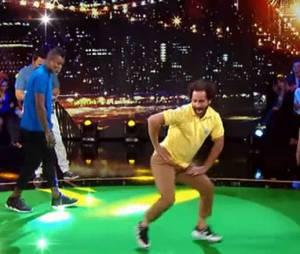 Djibril Cissé séduit les internautes avec sa battle de danse dans VTEP
