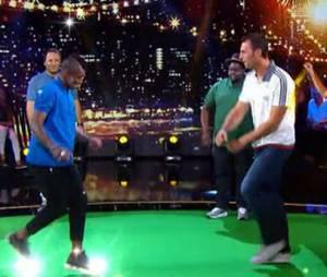Djibril Cissé danse sur du Beyoncé dans VTEP