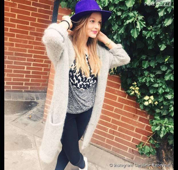 Caroline Receveur dévoile sa soeur sur Instagram