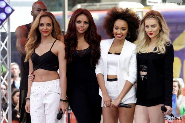Little Mix : un concert exclusive et en direct pour les 4 ans du groupe