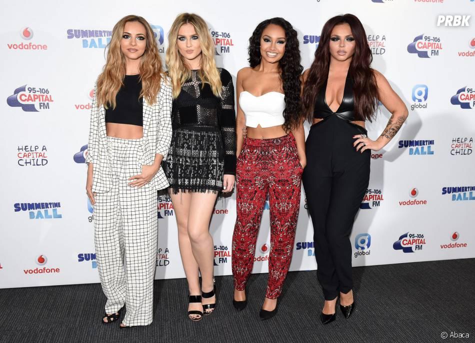 Little Mix, un groupe qui cartonne