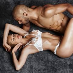 Tatiana Laurens et Xavier Delarue presque nus pour un shooting torride