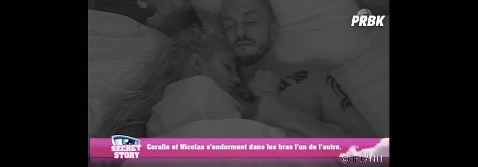 Secret Story 9 : Nicolas et Coralie se rapprochent