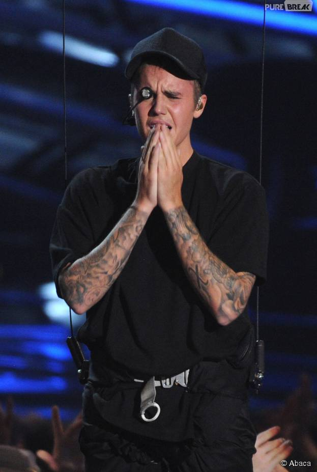 Justin Bieber aux MTV Video Music Awards 2015