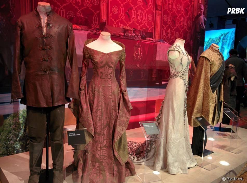 Game of Thrones : L'Exposition : les tenues portées par les Lannister