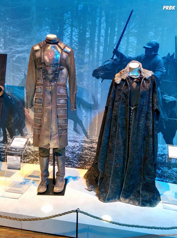 Game of Thrones : L'Exposition : des tenues portées par les Baratheon