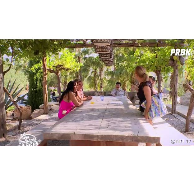 Les Vacances des Anges : nouveau clash pour Frédérique et Linda, lors de l'épisode 14 diffusé le 8 septembre 2015, sur NRJ 12