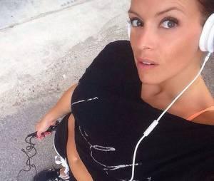 Alexia Mori : l'ex candidate de Secret Story très sportive