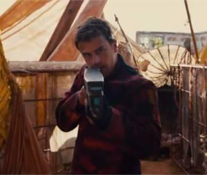 Divergente 3 : Theo James dans la bande-annonce
