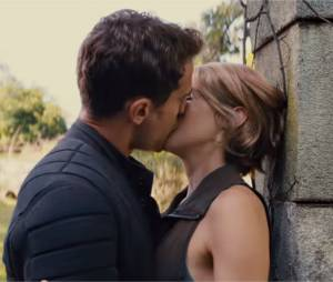 Divergente 3 : Tris et Quatre s'embrassent dans la bande-annonce