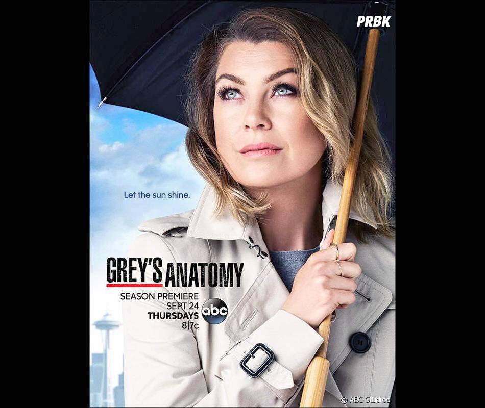Grey's Anatomy saison 12 : Ellen Pompeo en solo sur l'affiche