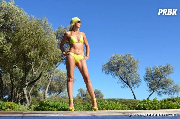 Yasmina Rossi magnifique