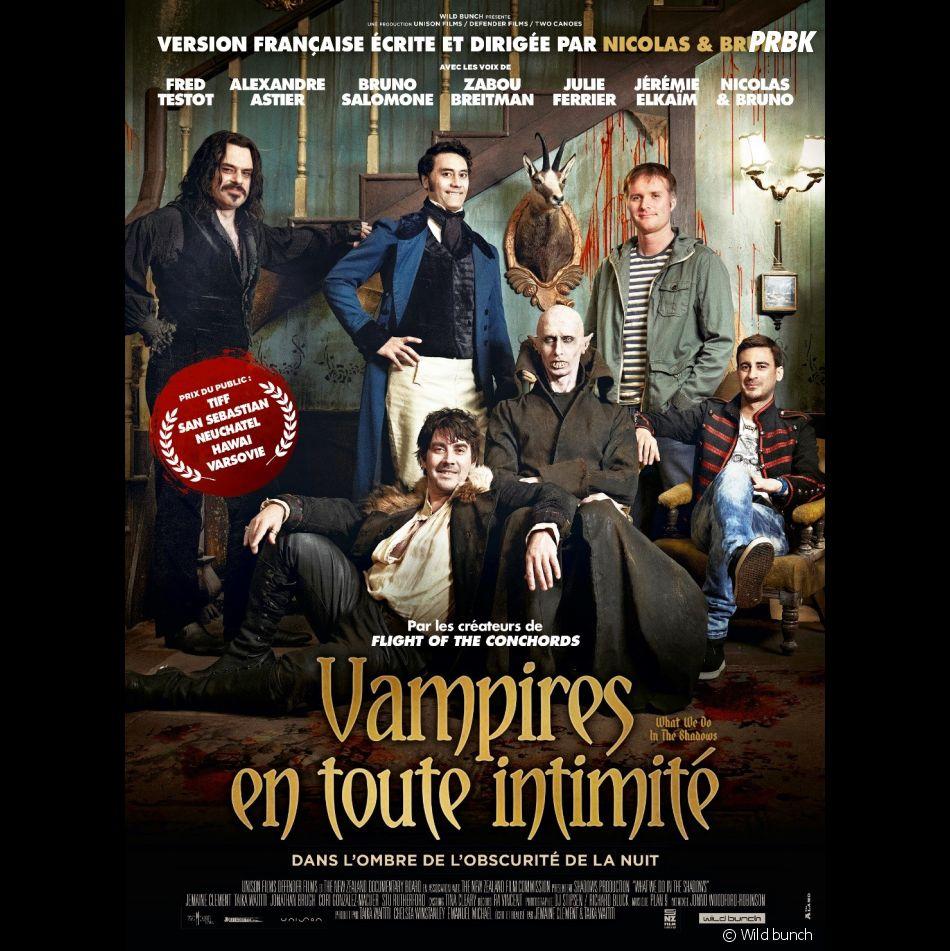 Vampires en toute intimité sortira le 30 octobre en e-cinéma