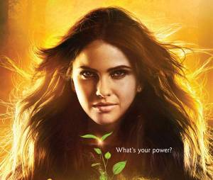 Shelley Hennig sorcière dans The Secret Circle