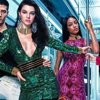 Kendall Jenner et Gigi Hadid : égéries sexy de la collection Balmain x H&M