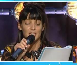 Erika Moulet : son casting gênant de la Star Academy dévoilé dans TPMP, le 28 septembre 2015