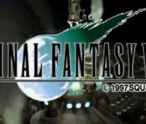 Final Fantasy VII : la bande-annonce