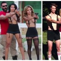 Dan Bilzerian : une femme parodie les photos du plus célèbre macho d'Instagram