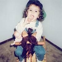 Selena Gomez : sa photo d'enfance totalement craquante