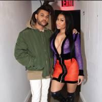 Nicki Minaj : décolleté affolant et mini-robe ultra moulante... le retour de l'exhib' sur Instagram