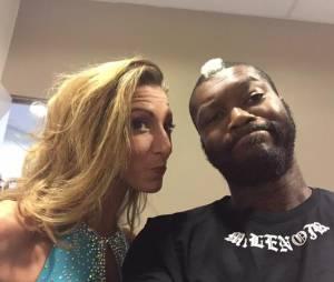 Djibril Cissé et Silvia Notargiacomo en couple pour Danse avec les Stars 6