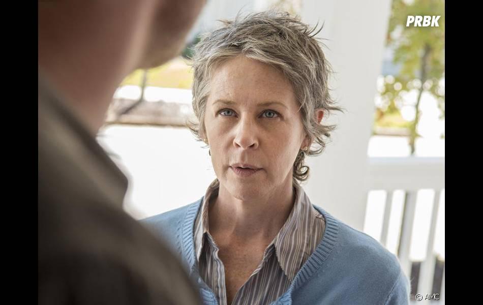 The Walking Dead saison 6 : Carol sauvée par Robert Kirkman ?