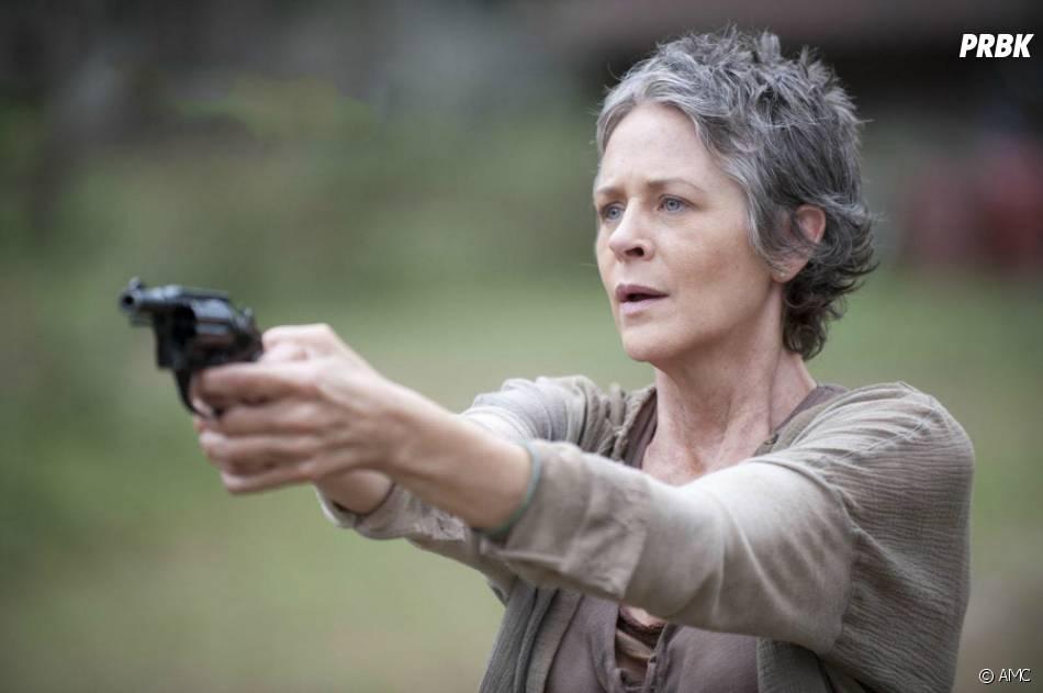 The Walking Dead saison 6 : Carol va-t-elle survivre jusqu'au bout ?