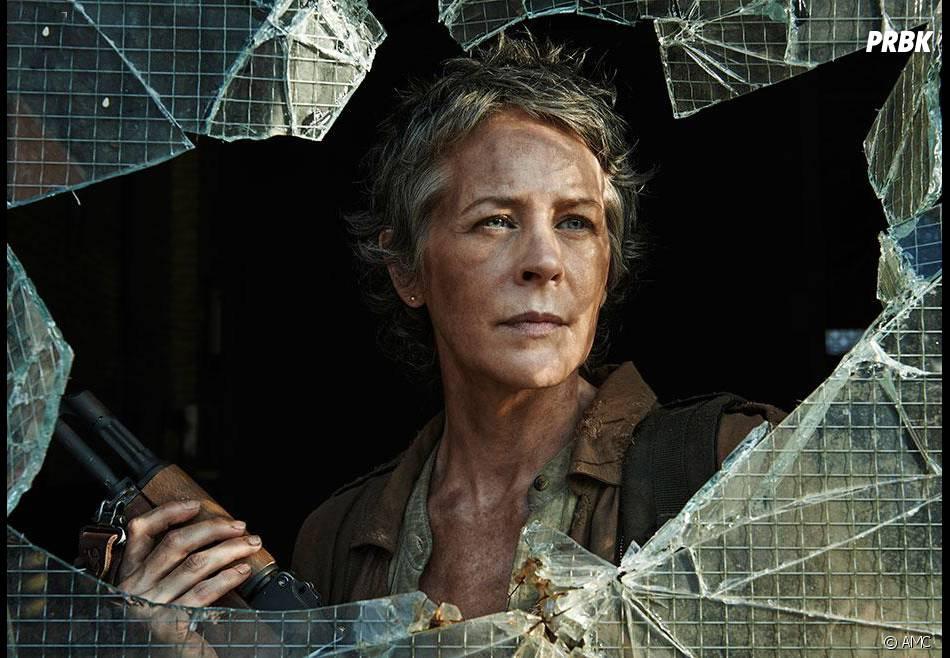 The Walking Dead saison 6 : Carol, la chouchou du créateur