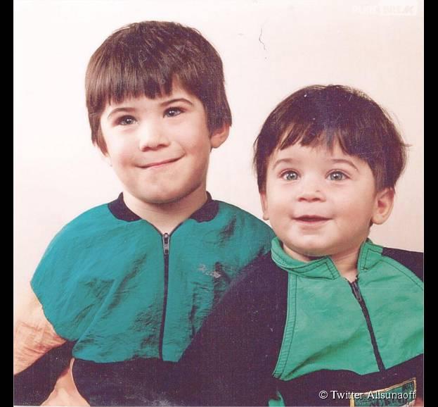 Secret Story 9 : photo dossier d'Ali quand il était jeune