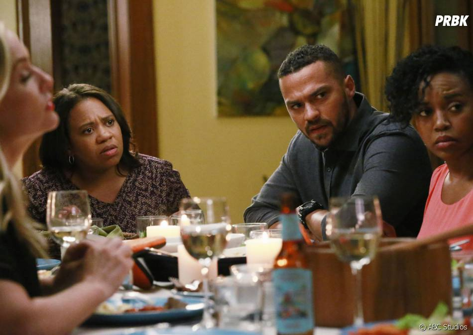 Grey's Anatomy saison 12, épisode 5 : tensions pour Bailey (Chandra Wilson) et Jackson (Jesse Williams) sur une photo