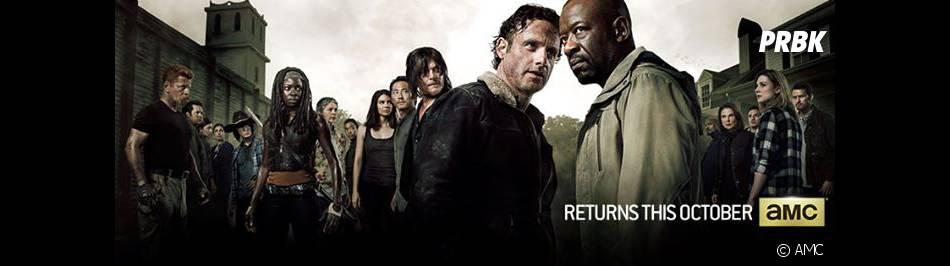 The Walking Dead saison 6, épisode 3 :Glenn tué par les zombies