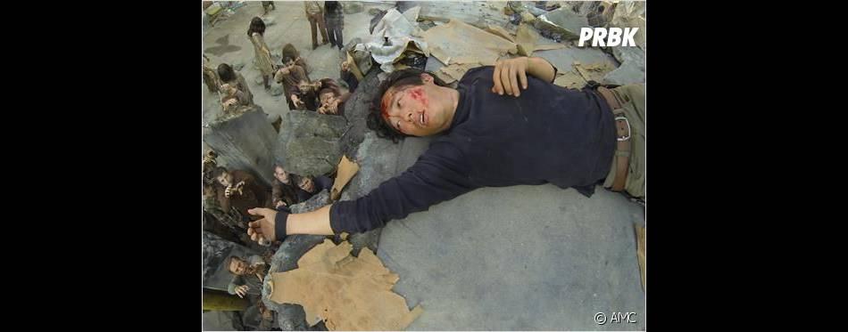 The Walking Dead saison 6, épisode 3 : Glenn serait mort