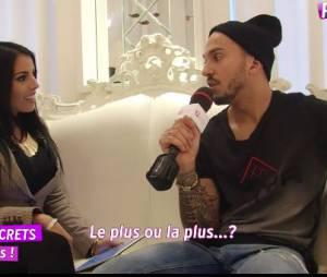 Nicolas (Secret Story 9) en interview pour Public